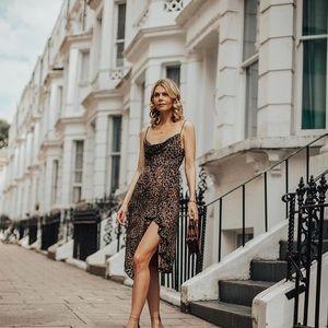 558891f450e3 MISHA COLLECTION Dresses - Misha Collection Emilia Leopard Dress